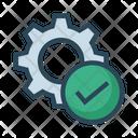 Verify Setting Icon