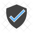 Verify shield Icon