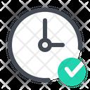 Verify Time Icon