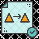 Verified Transaction Finalised Icon