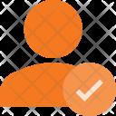Verify Check User Icon