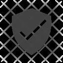 Verify User Shield Icon
