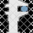 Vernier Caliper Icon
