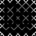 Vertical Align Bottom Align Icon