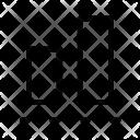 Vertical alighn Icon