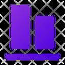 Vertical Align Vertical Align Icon