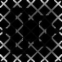 Vertical align center Icon