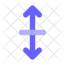 Vertical-align-center Icon