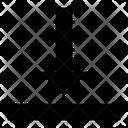 Vertical alignment Icon