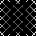 Vertical Arrow Icon