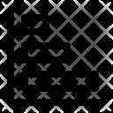 Vertical bar Icon