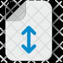 Vertical Move Condition Icon