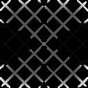 Design Solid Flip Icon