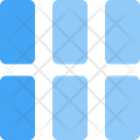 Vertical Grid Icon