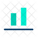 Verticle Bottom Align Icon