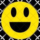 Very Happy Smile Icon