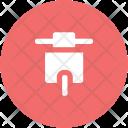 Vespa Scooter Motorscooter Icon