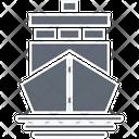 Cargo Ship Sailing Vessel Ship Icon