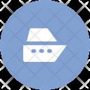 Vessel Yacht Boat Icon