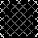 Vest Cami Underclothes Icon