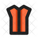 Vest Outwear Cloth Icon
