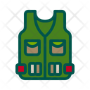 Vest Life Jacket Security Jecket Icon