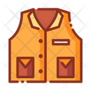 Vest Jacket Safety Vest Icon