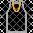 Vest Undershirt Under Icon