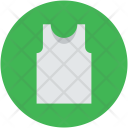Vest Underclothes Undergarments Icon