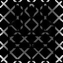Vest Protect Construction Icon