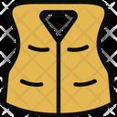 Vest Stripe Safe Icon