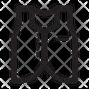 Vest Jacket Safety Icon