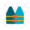 Life Water Jacket Icon