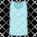 Sleeveless Shirt Garment Icon