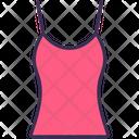 Vest Tanktop Summer Icon