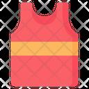 Tank Top Singlet Sleeveless Icon