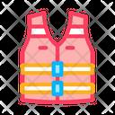 Life Vest Rescuer Icon