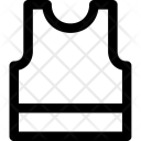 Vest Clothes Clothing Icon