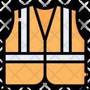 Vest Jacket Life Icon