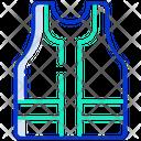 Vest Jacket Water Jacket Icon