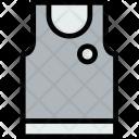 Vest Cloth Clothe Icon