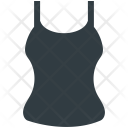 Vest Undershirt Undergarment Icon