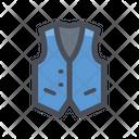 Vest Jacket Icon