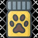 Vet Medicine Animal Icon