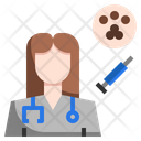 Vet Healthcare And Medical Veterinary Icon