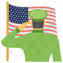 Veterans Public Military Icon
