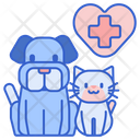 Veterinary Animal Care Health Care Icon