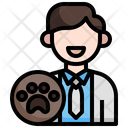 Veterinary Pet Doctor Health Icon
