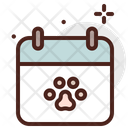 Veterinary Appointment Icon