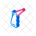 Veterinary Rectal Thermometer Icon